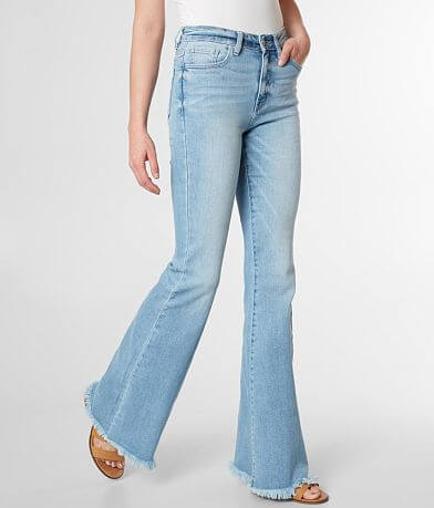KanCan Signature High Rise Flare Stretch Jean