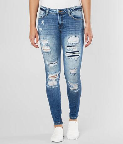 KanCan Signature Low Rise Skinny Stretch Jean