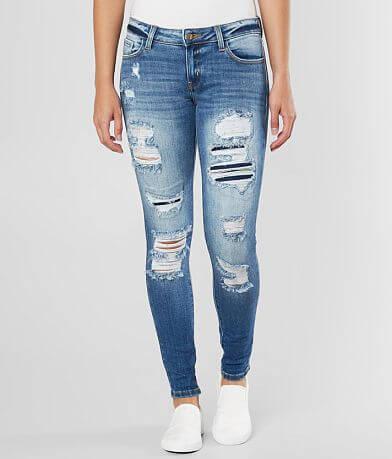 KanCan Signature Low Rise Skinny Stretch Jean