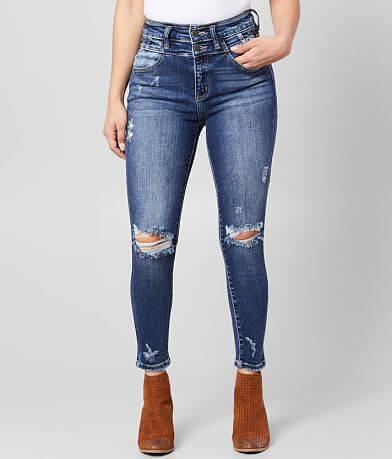 KanCan Signature Kurvy Ultra High Rise Ankle Jean