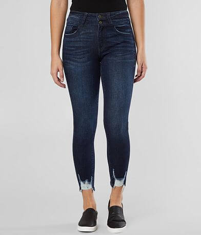 KanCan Signature High Rise Ankle Skinny Jean