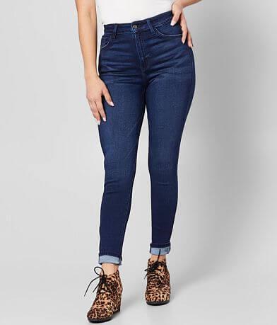 KanCan Signature Kurvy Ultra High Ankle Jean