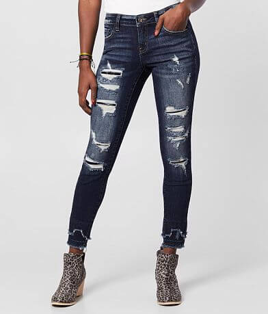 KanCan Signature Low Rise Ankle Skinny Jean