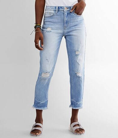 KanCan Signature Mom Stretch Jean