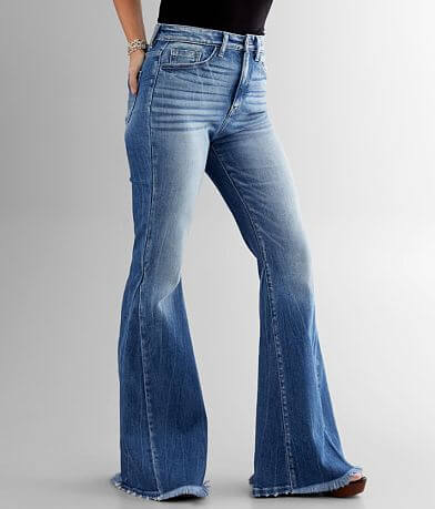 KanCan Signature Ultra Rise High Super Flare Jean