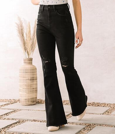 KanCan Signature Kurvy Ultra High Flare Jean