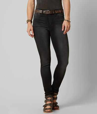 Gilded Intent High Rise Skinny Stretch Jean
