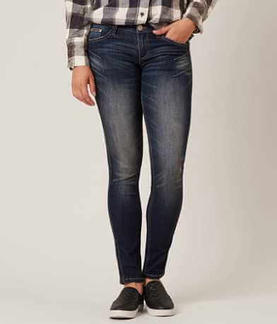 Gilded Intent Ankle Skinny Stretch Jean
