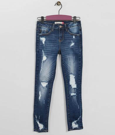 Girls - KanCan Ankle Skinny Stretch Jean