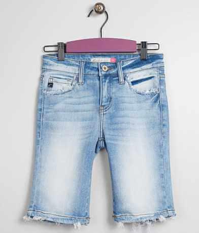 Girls - KanCan Stretch Bermuda Short