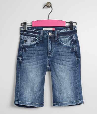Girls - KanCan Stretch Bermuda Short