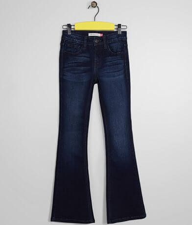 Girls - KanCan Slim Mid-Rise Flare Stretch Jean