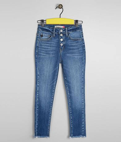 Girls - KanCan High Rise Ankle Skinny Stretch Jean