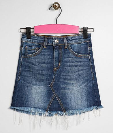 Girls - KanCan Signature Stretch Denim Skirt