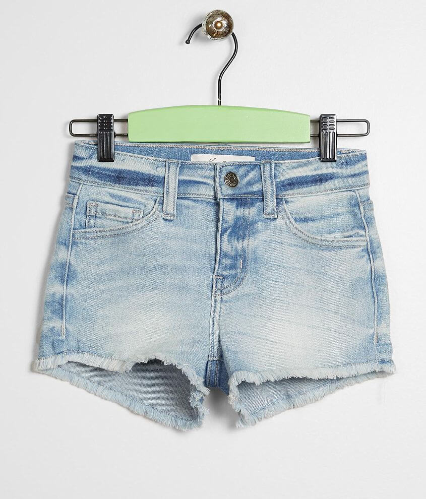 Girls - KanCan Signature Mid-Rise Stretch Short