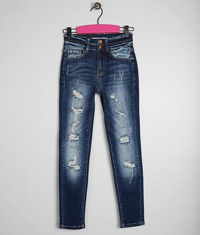 Girls - KanCan Signature High Rise Skinny Jean