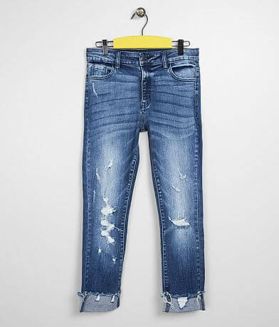 Girls- KanCan Signature Regular Mid Ankle Jean