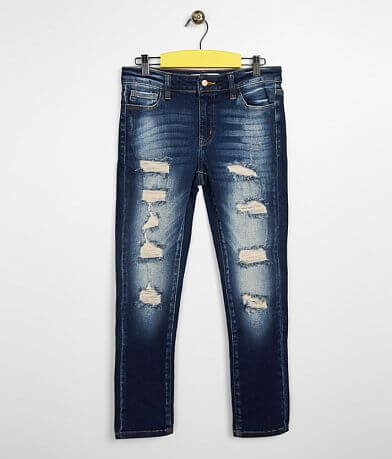 Girls - KanCan Signature Relaxed Mid Skinny Jean