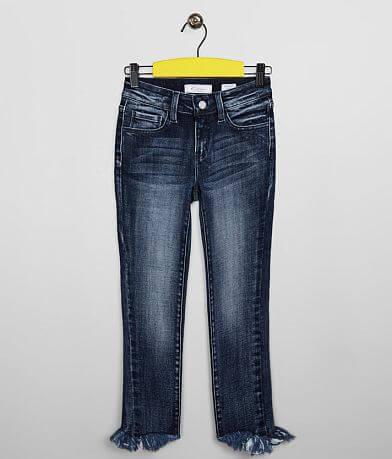 Girls - KanCan Signature Slim Mid-Rise Ankle Jean