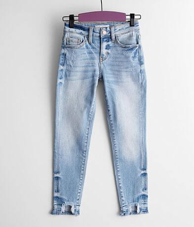 Girls - KanCan Signature Slim Mid Ankle Jean