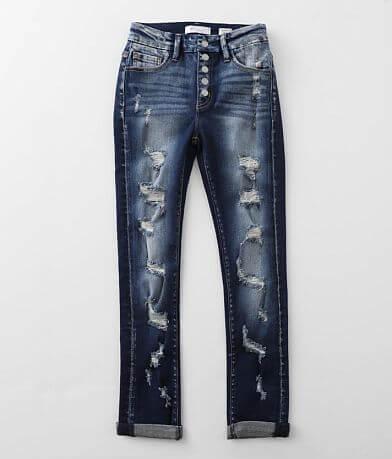 Girls - KanCan Signature Slim Fit High Skinny Jean