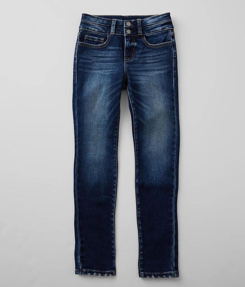 Girls - KanCan Signature Slim Mid-Rise Skinny Jean front view