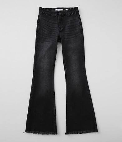 Girls - KanCan Signature Slim High Rise Flare Jean