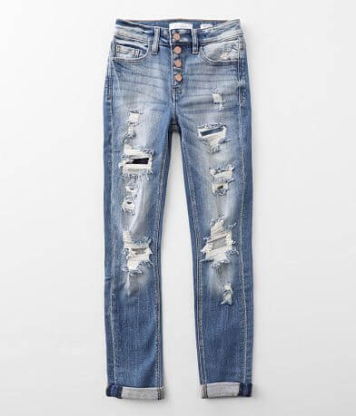 Girls- KanCan Signature Slim High Rise Skinny Jean