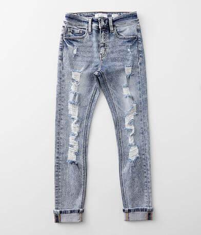 Girls - KanCan Signature Slim High Rise Ankle Jean