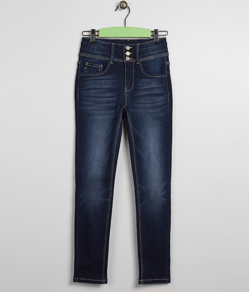 Girls - KanCan Slim High Rise Skinny Stretch Jean front view
