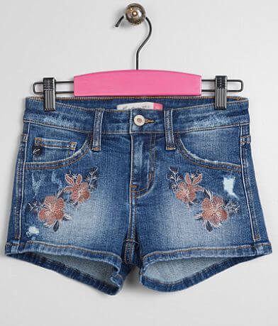 Girls - KanCan Stretch Short