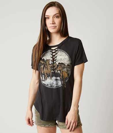 Modish Rebel Horse T-Shirt