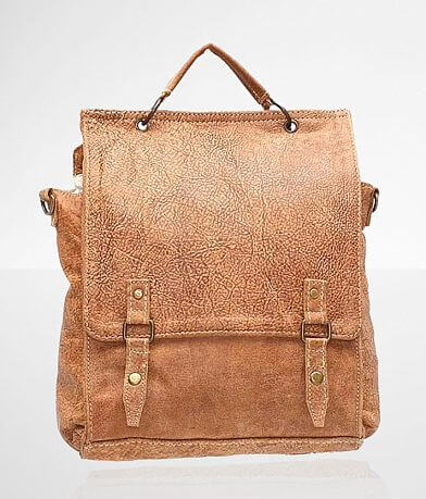Myra Bag Glorious Convertible Leather Backpack