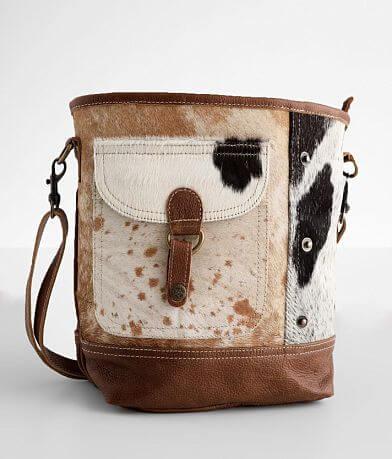 Myra Bag Multi Hides Leather Purse