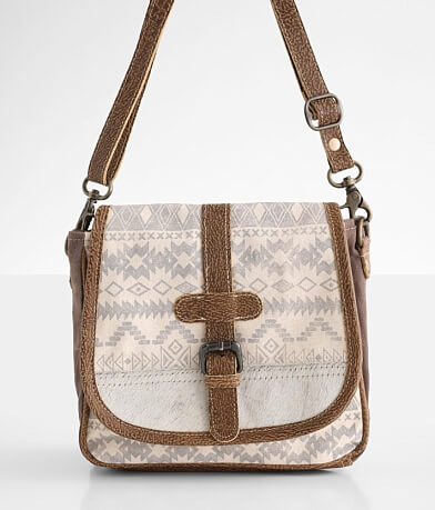 Myra Bag Cowhide Leather Crossbody Purse