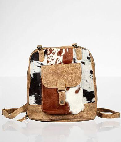 Myra Bag Cowhide Leather Backpack