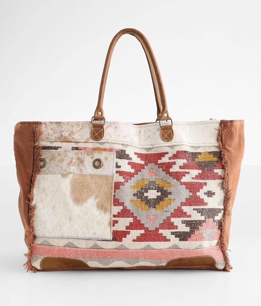 Myra Bag Requisite Weekender Tote front view