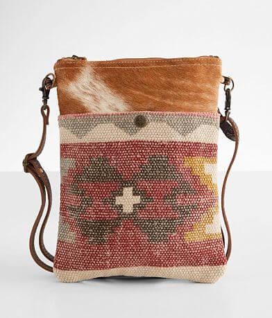 Myra Bag Lively Leather Crossbody Purse