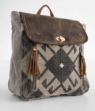 Myra Bag Felicity Leather Backpack