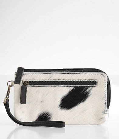Myra Bag Slayer Cowhide Leather Wallet
