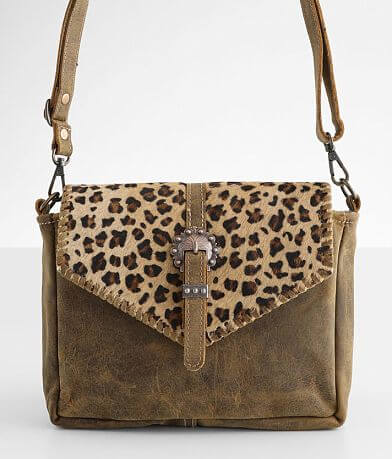 Myra Bag Swish Leather Crossbody Purse