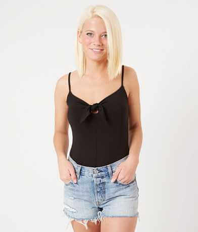 Daytrip Knotted Bodysuit