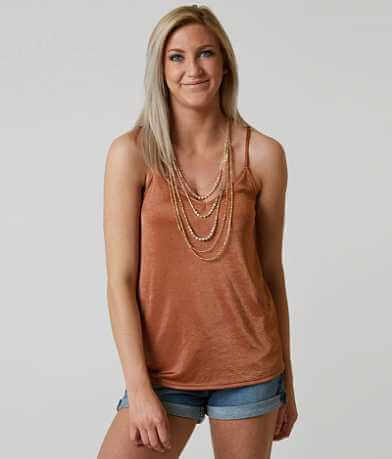 Daytrip Rust Tank Top