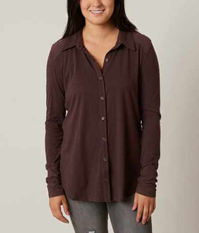 Daytrip Slub Fabric Shirt