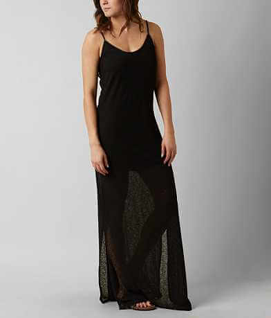 Daytrip Ribbed Maxi Dress