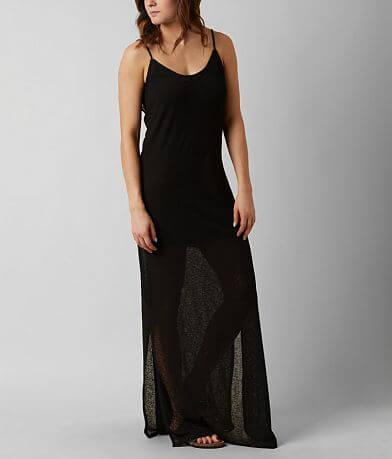 Daytrip Ribbed Maxi Dress
