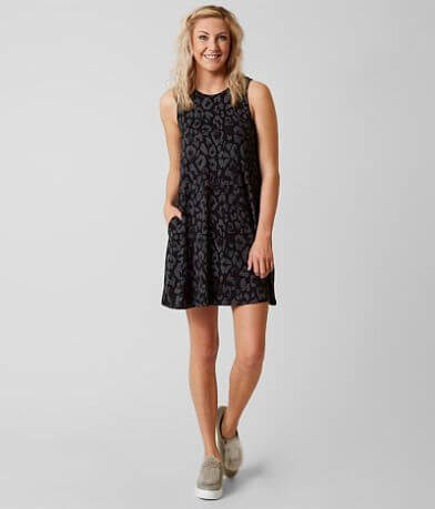 Daytrip Leopard Dress