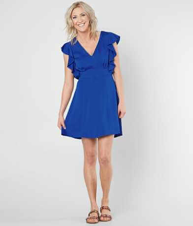 Daytrip Ruffle Dress