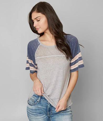BKE Pieced T-Shirt