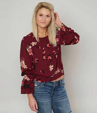 Daytrip Gauze Top